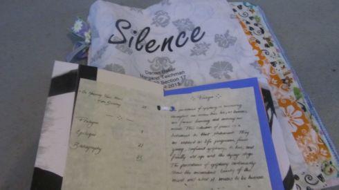 silence anthology