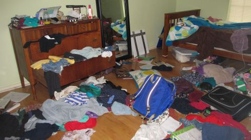 room explosion