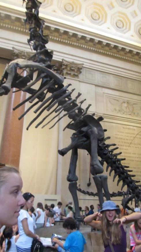 chloe eden nyc dinosaur